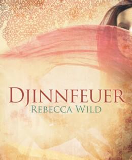 Djinnfeuer Cover Design Entwürfe