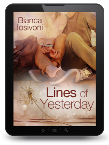 lines of yesterday cover